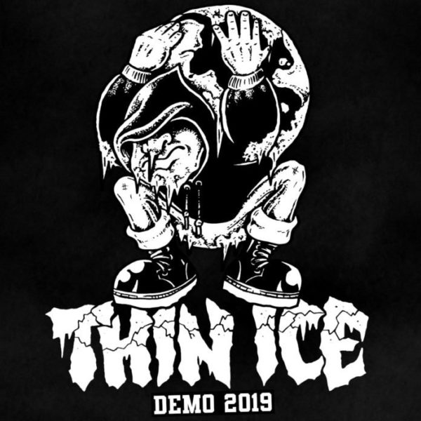 Thin Ice - Demo 2019 [CD]