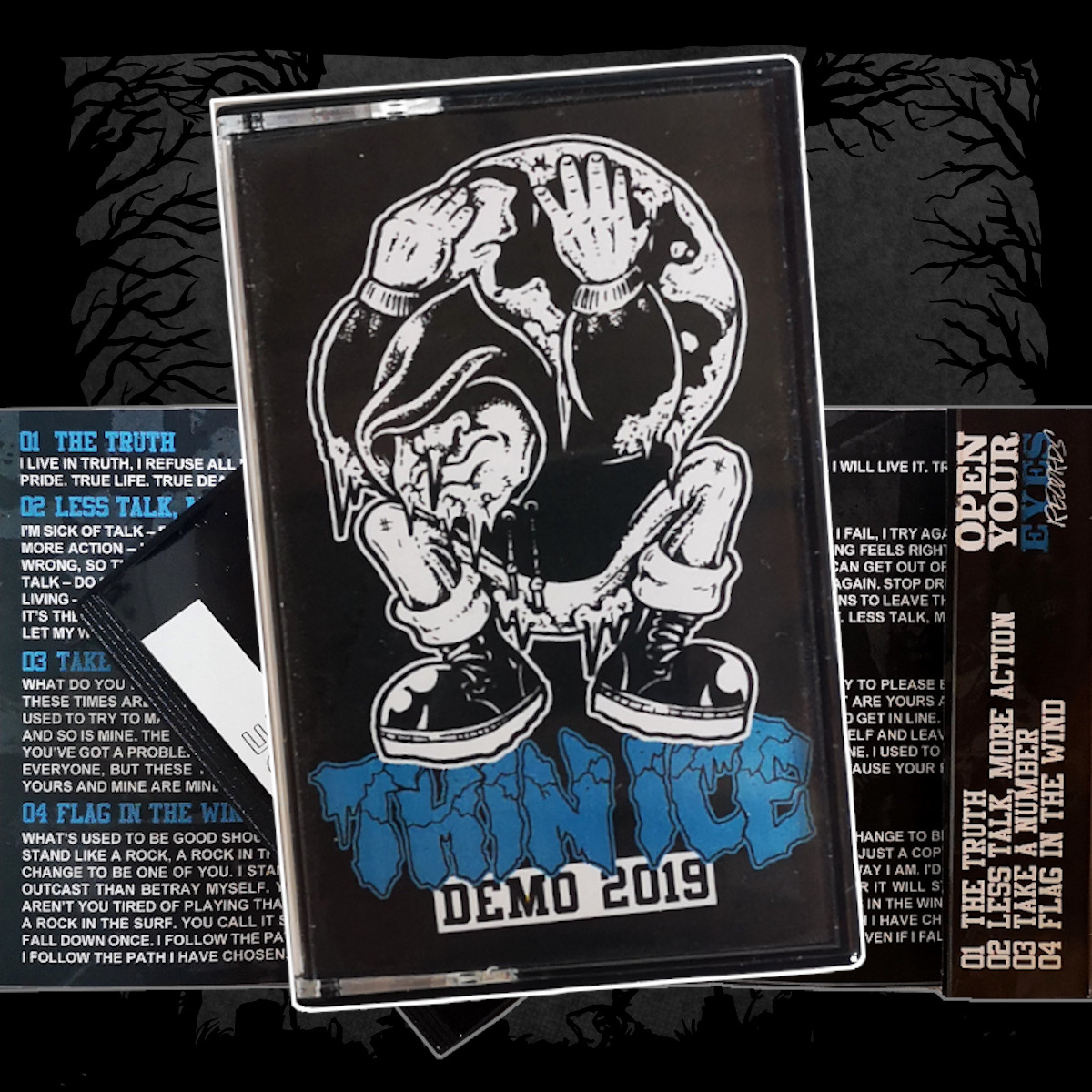 Thin Ice - Demo 2019 [Tape & Sheet]