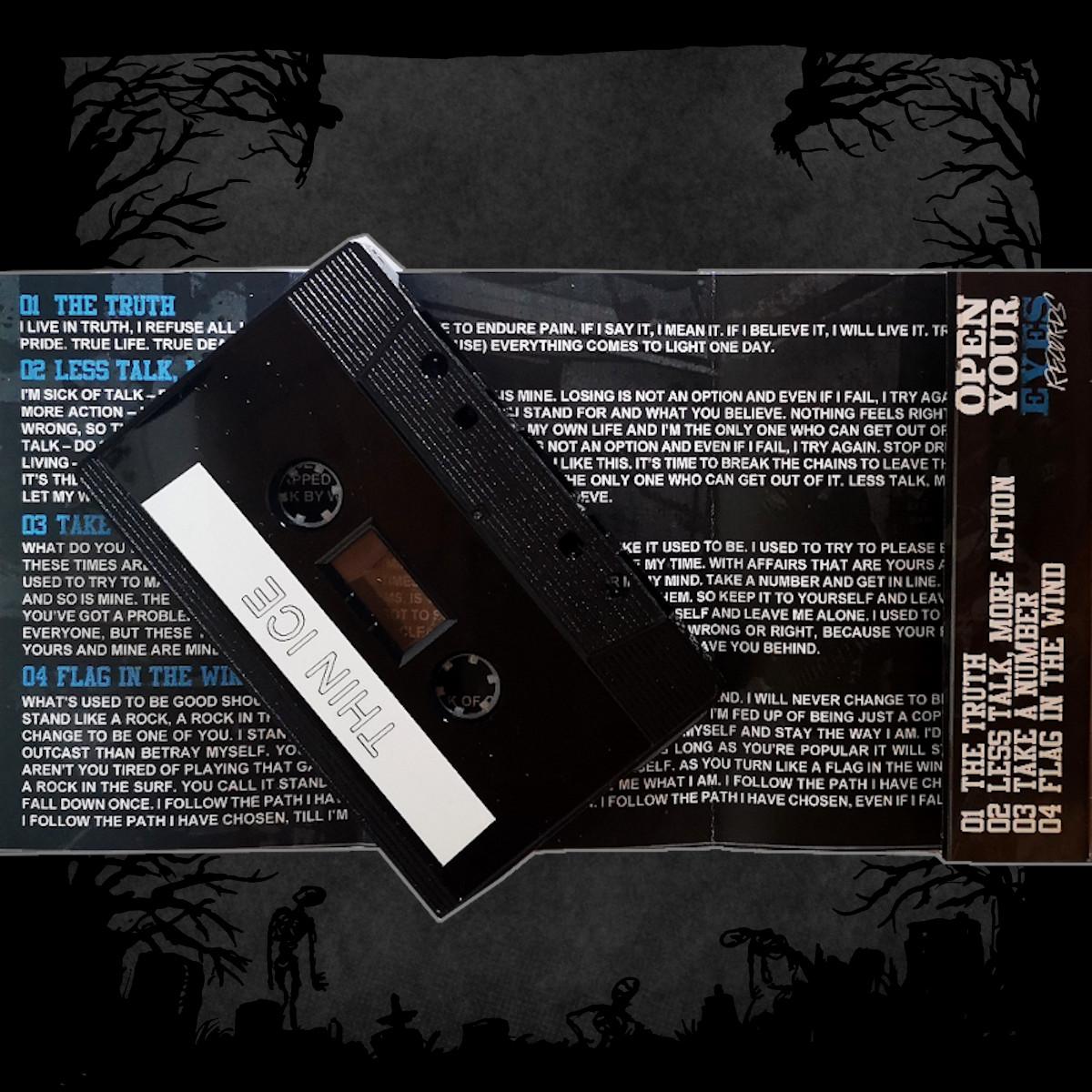 Thin Ice - Demo 2019 [Sheet]