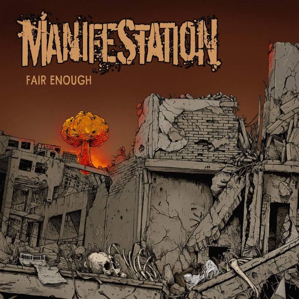 "MANIFESTATION - Fair Enough [12""-Vinyl]"