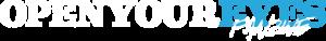 OPENYOUREYES Fanzine-Records - Logo