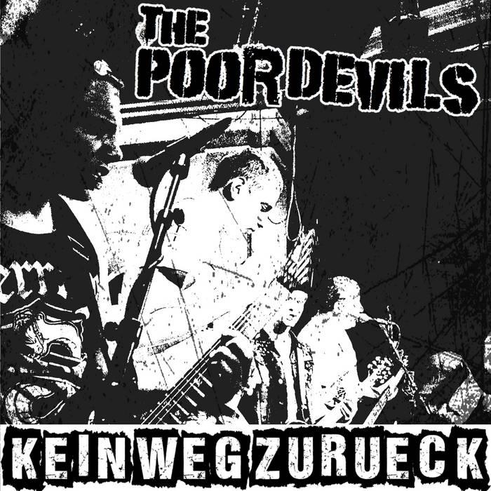 The Poor Devils - Kein Weg zurück [CD]