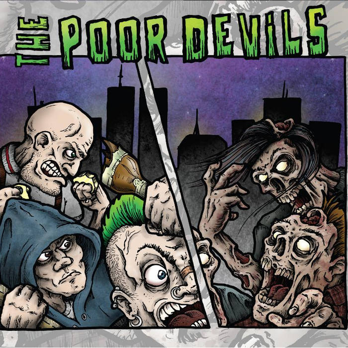 The Poor Devils - The Poor Devils [CD]