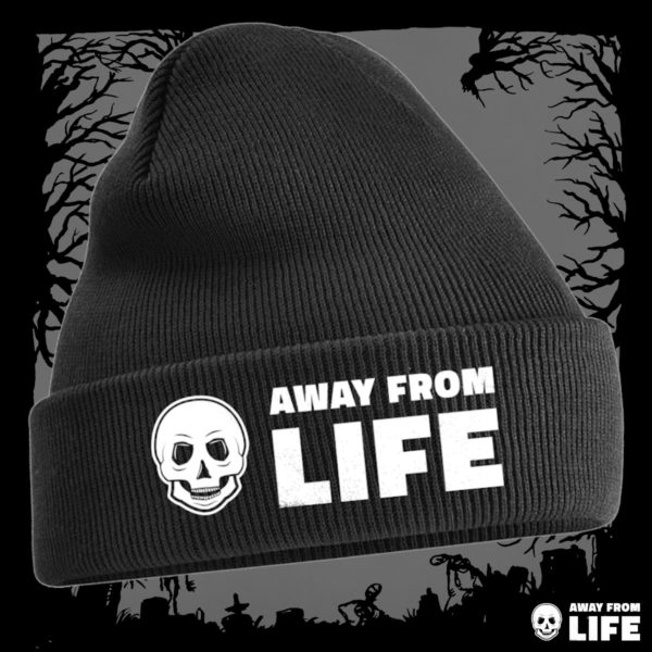 AWAY FROM LIFE - Logo [Beanie]
