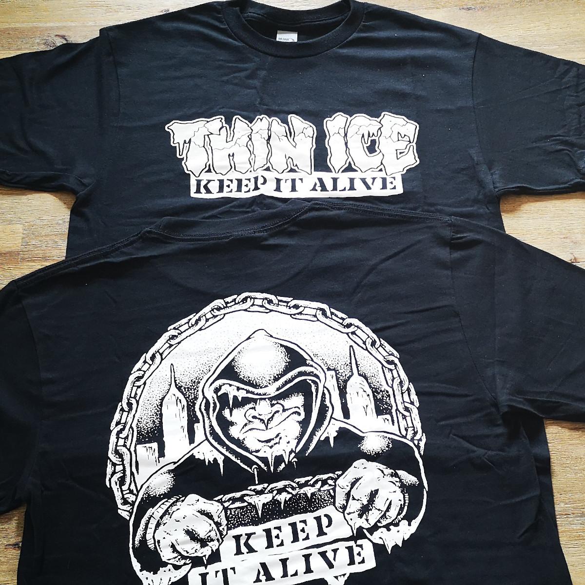 THIN ICE - Keep It Alive [T-Shirt]
